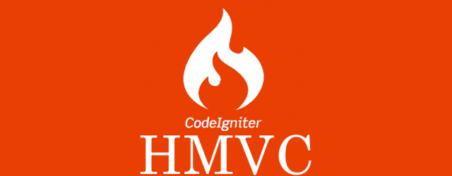 CodeIgniter HMVC. Penjelasan dan Contoh Penerapannya di CodeIgniter 3.1.9