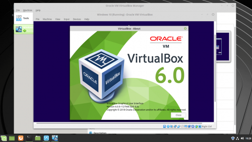 Cara Instal VirtualBox 6.0 / 5.2 di Linux Mint 19 / Linux Mint 18
