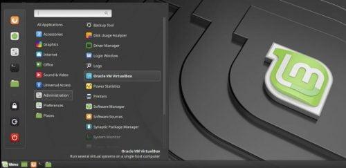Cara Instal VirtualBox 6.0 / 5.2 di Linux Mint 19 / Linux Mint 18