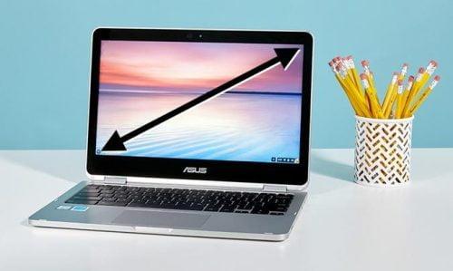 tips memilih laptop sebelum membeli screen resolution