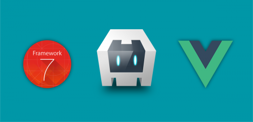 Back Button Cordova Menggunakan Framework7 VueJs