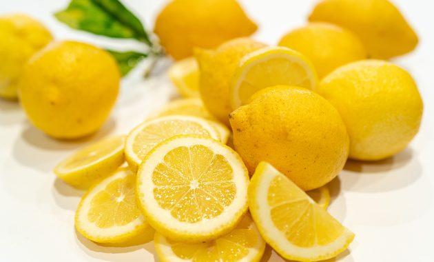 Manfaat Lemon Untuk Kulit Tubuh
